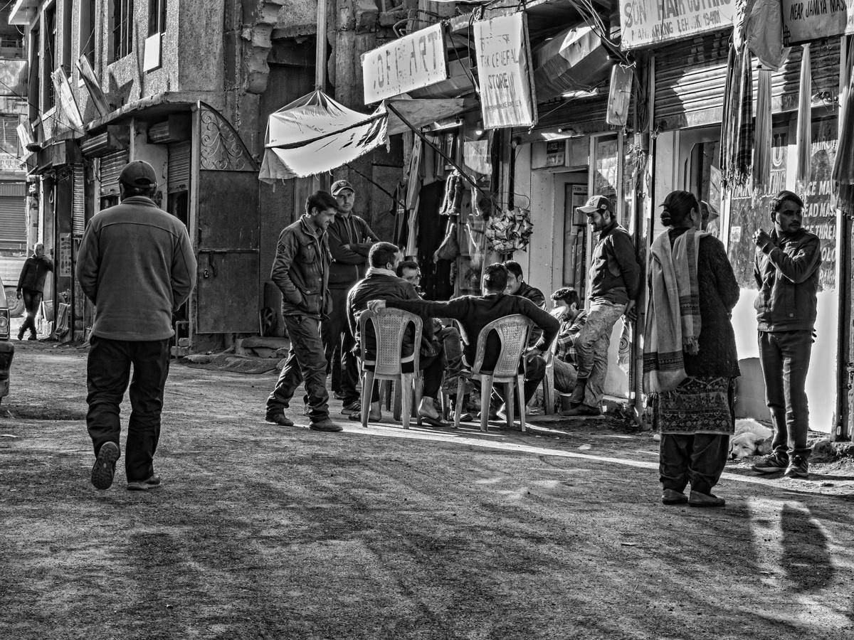Život v ulicích Lehu V.