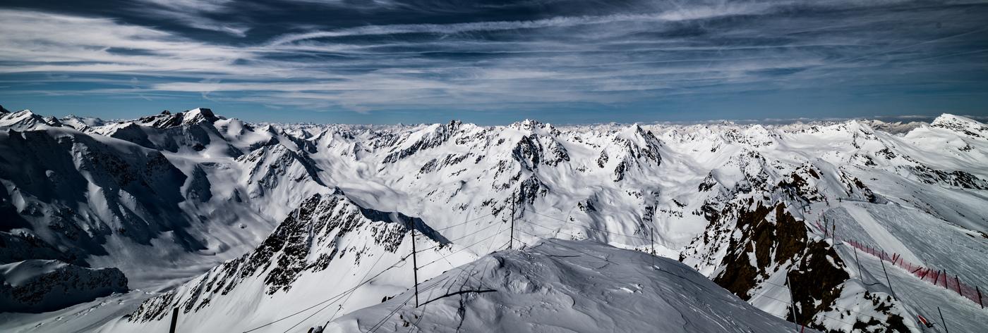 Pitztal - Gletscher
