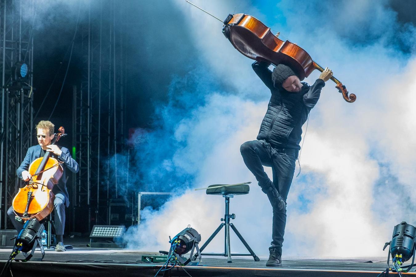 Apocalyptica na Metalfestu 2018