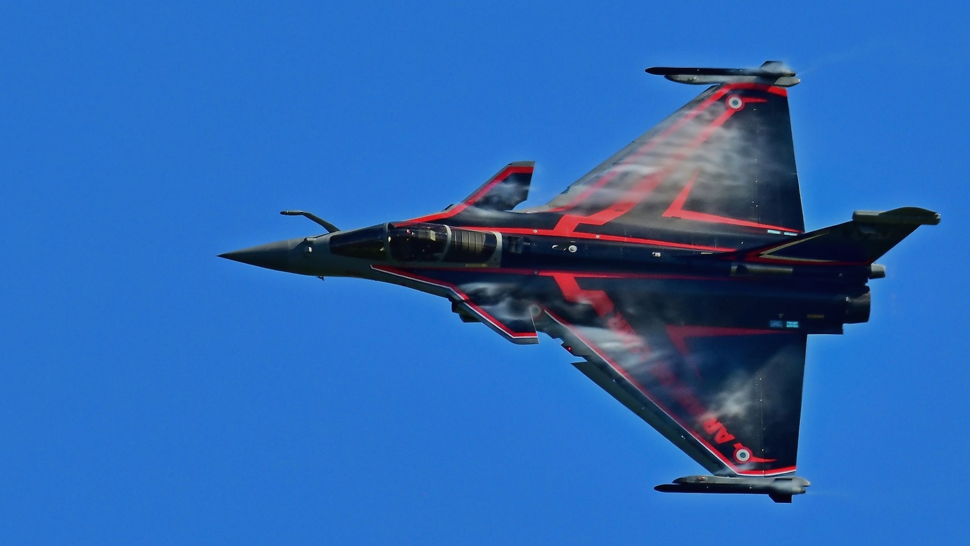 Rafale - NATO 2018