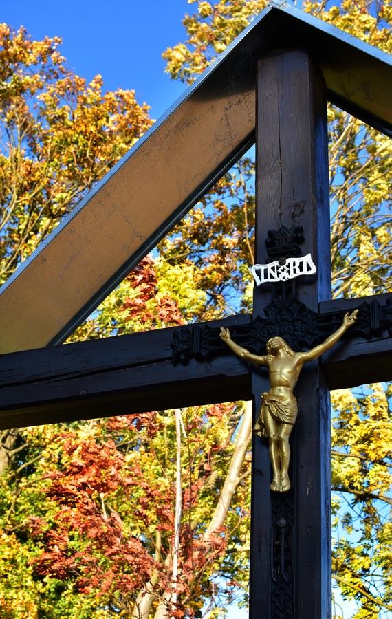 Podzimní kříž