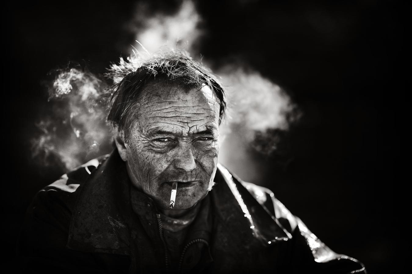 Rybářova kouřová