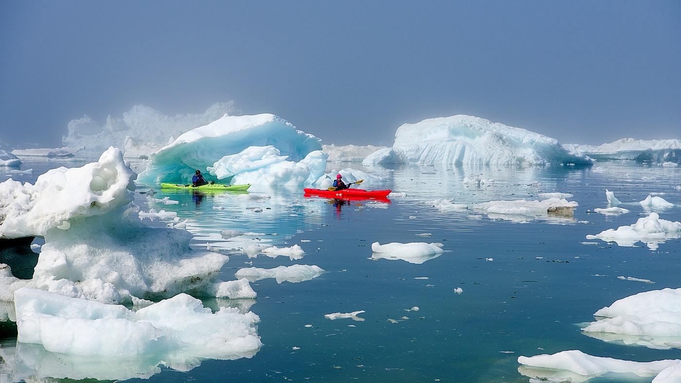 Grónské kontrasty