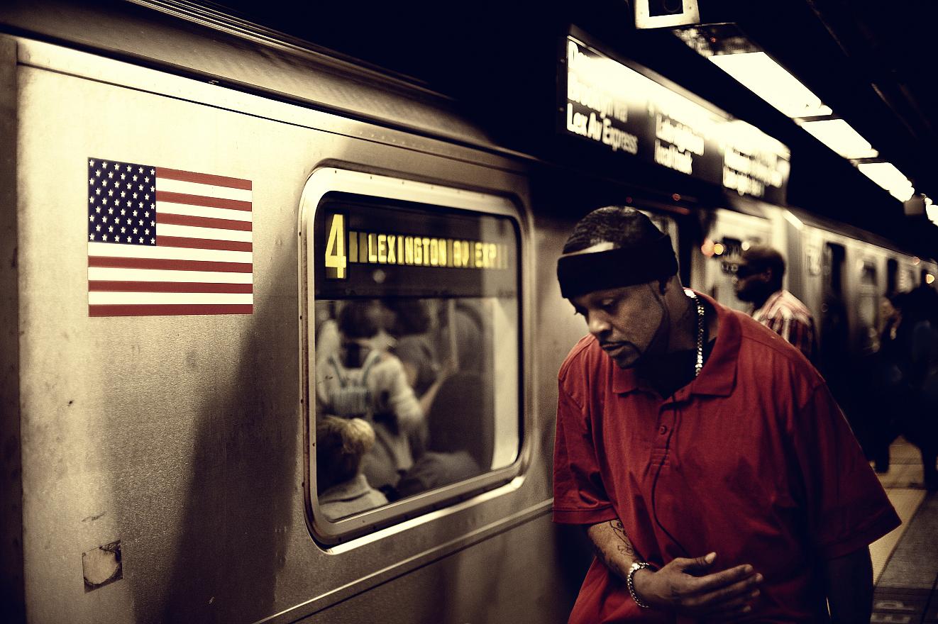 Next station Bronx