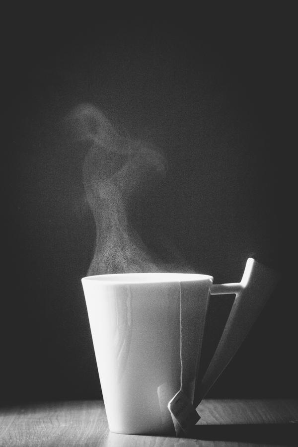 Šálek horkého čaje