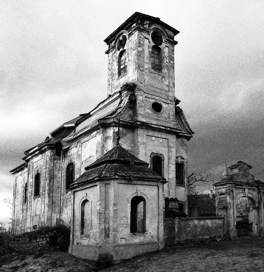 Kostel svatého Jana Křtitele