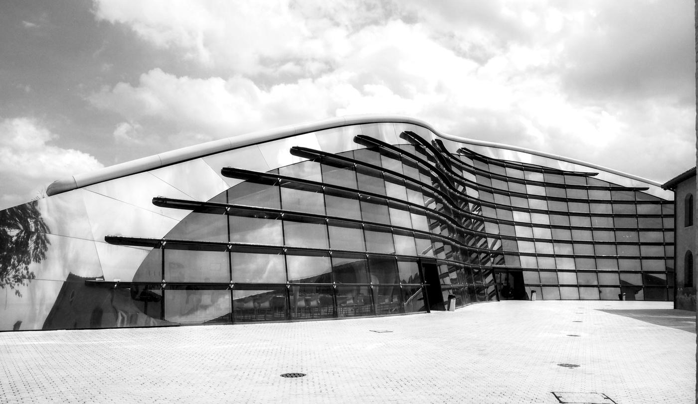 Modena - muzeum ENZO FERRARIHO