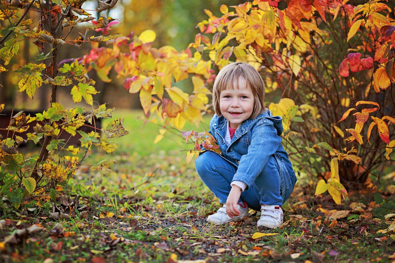 Podzimní skřítek