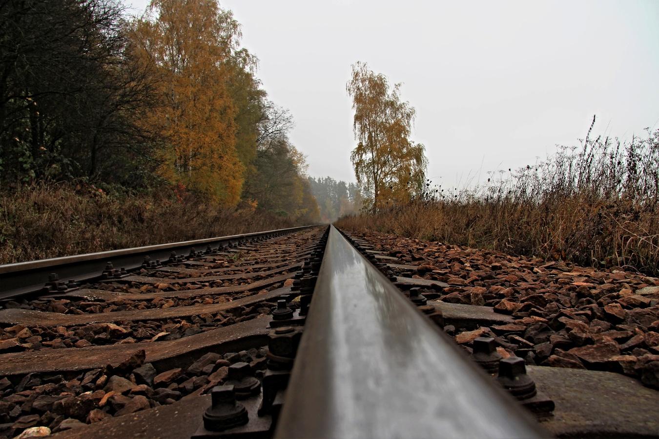 Železniční trať 032