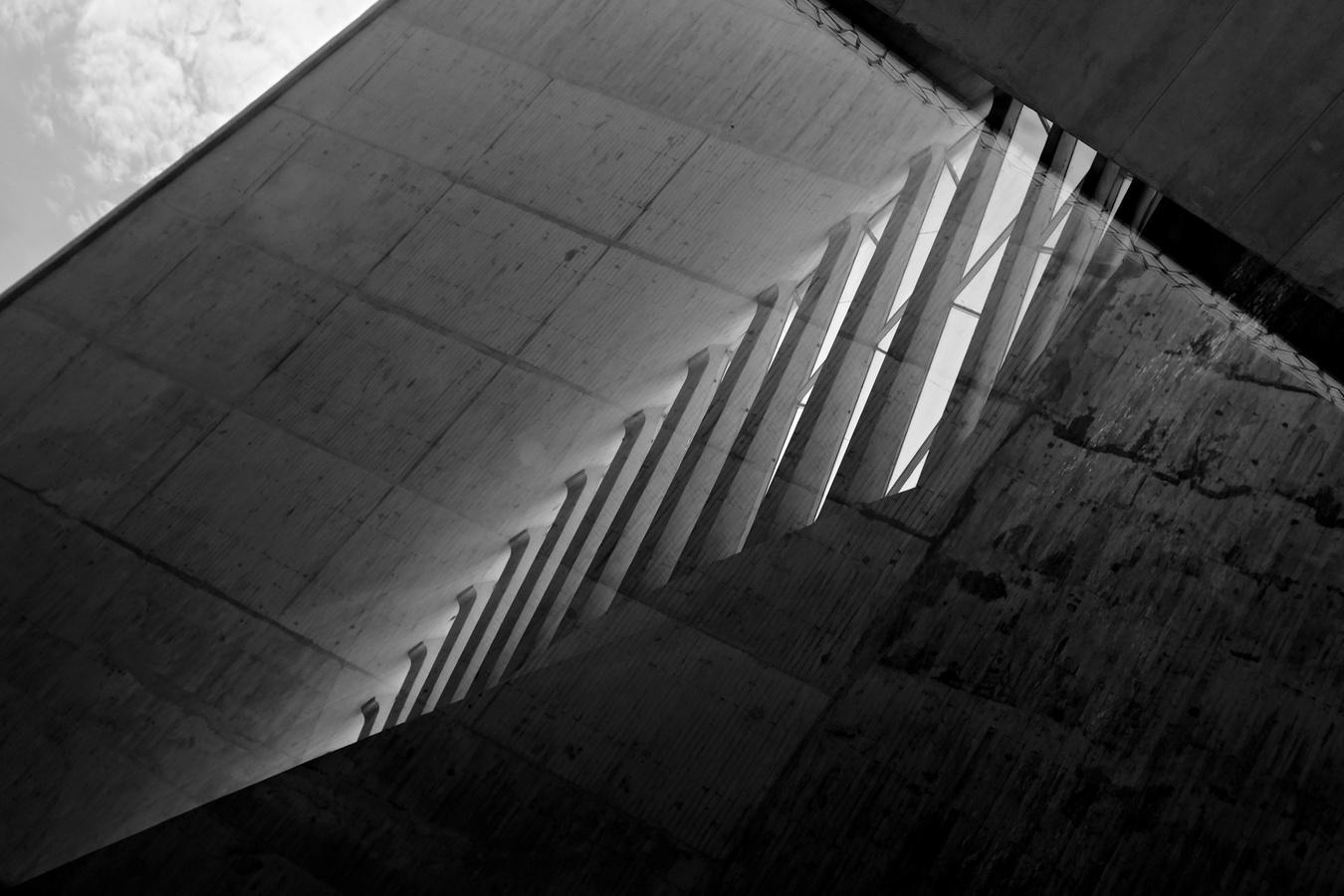 Architektonická abstrakce