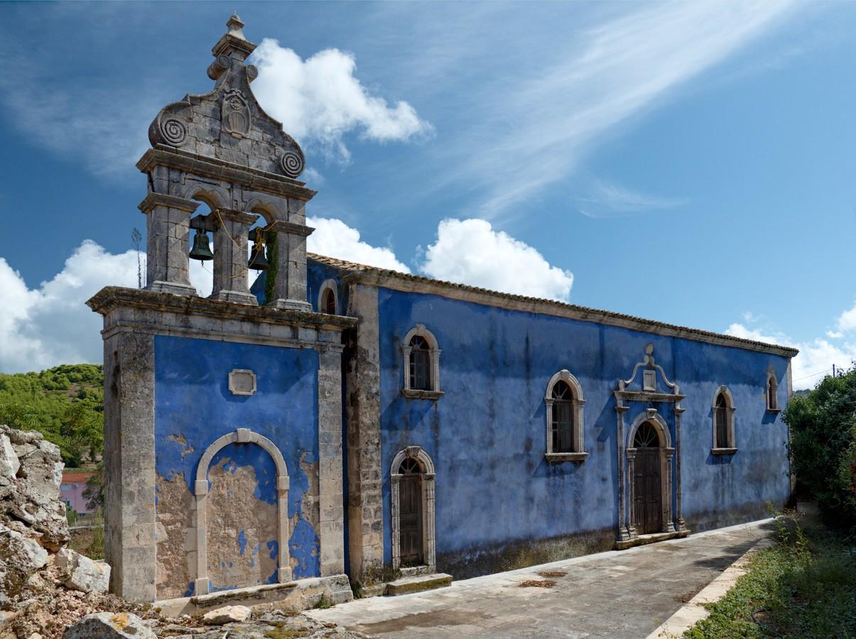 Kostel sv. Spiridona