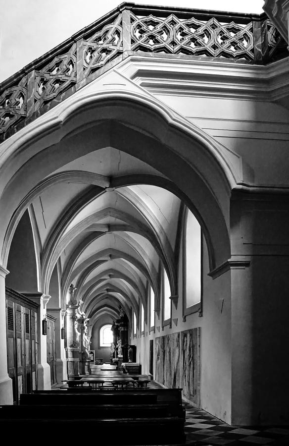 Baroko v gotice