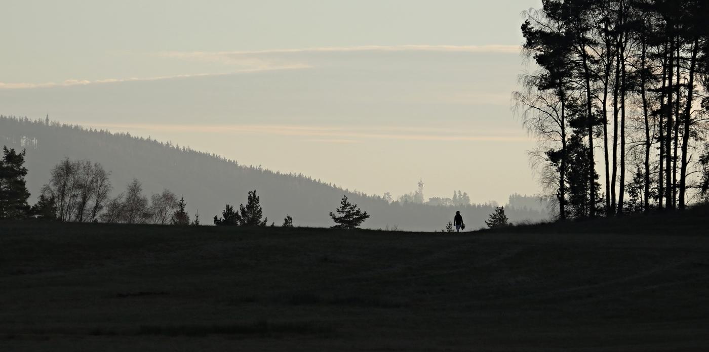 Panorama z Karlovarska