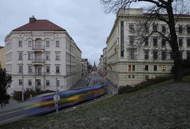 Brno Husova