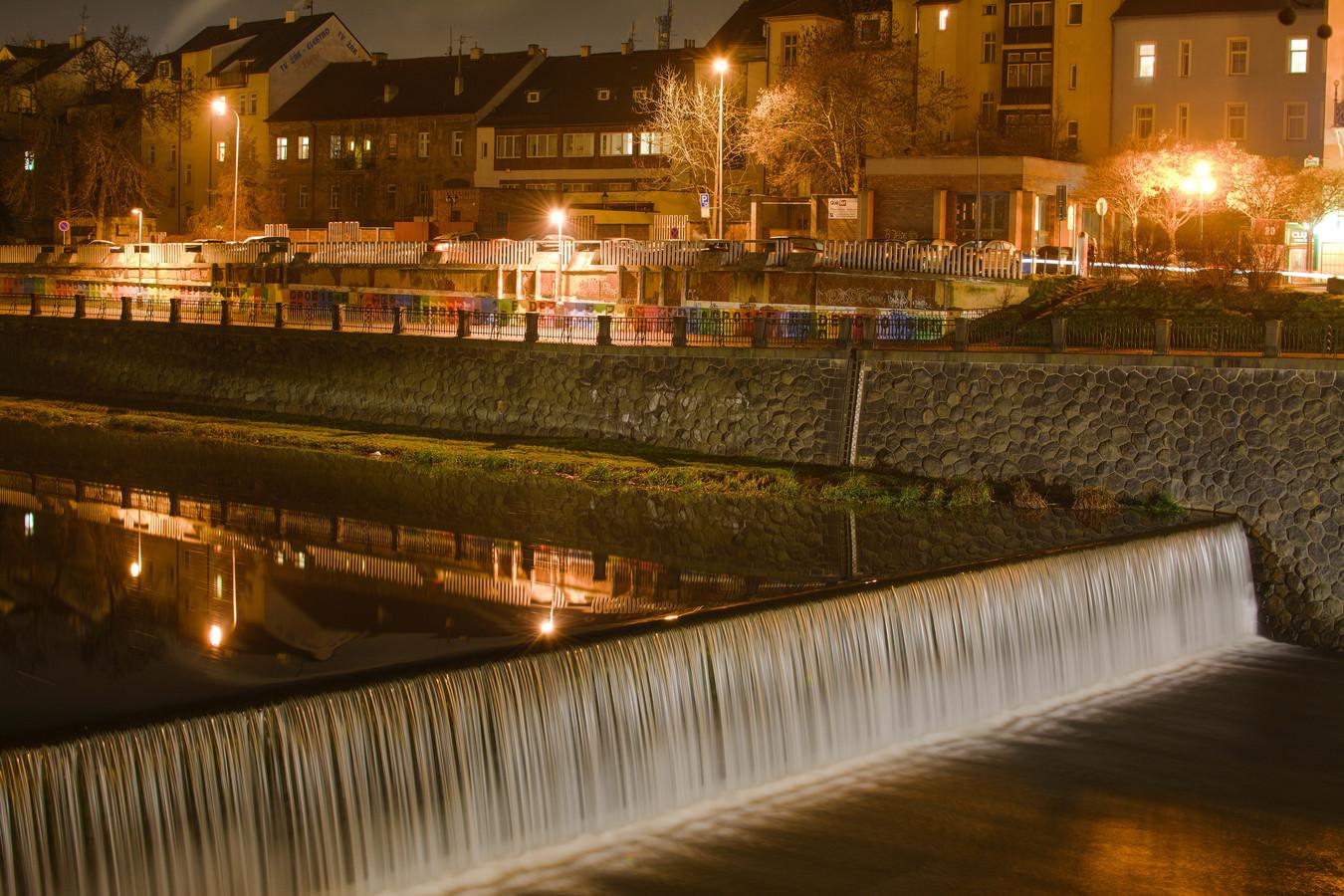 Radbuza v Plzni