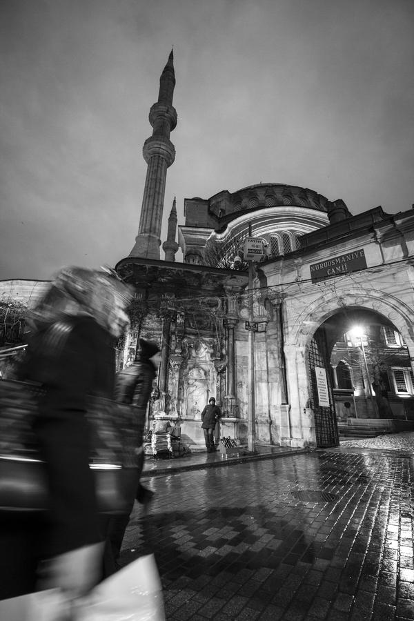 V Istanbulu