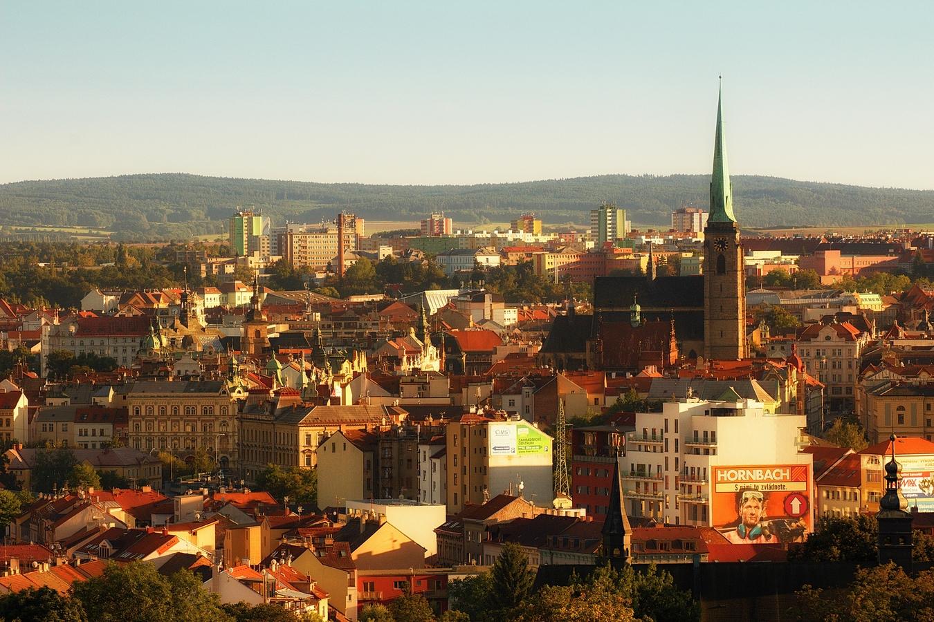 ... i v Plzni máme Hornbach