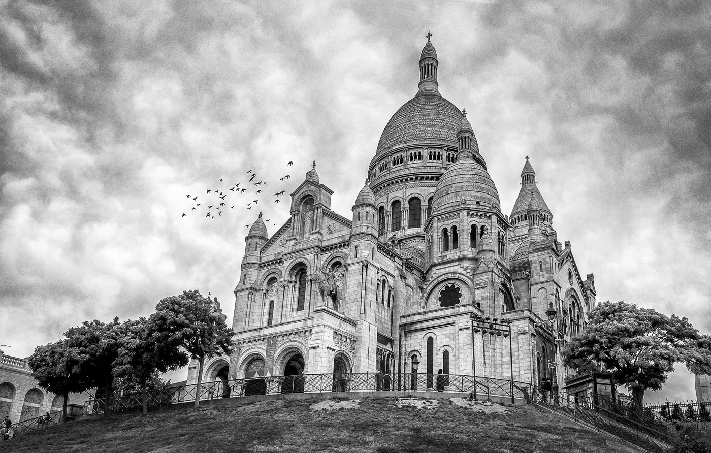 Secret of Sacre Coeur