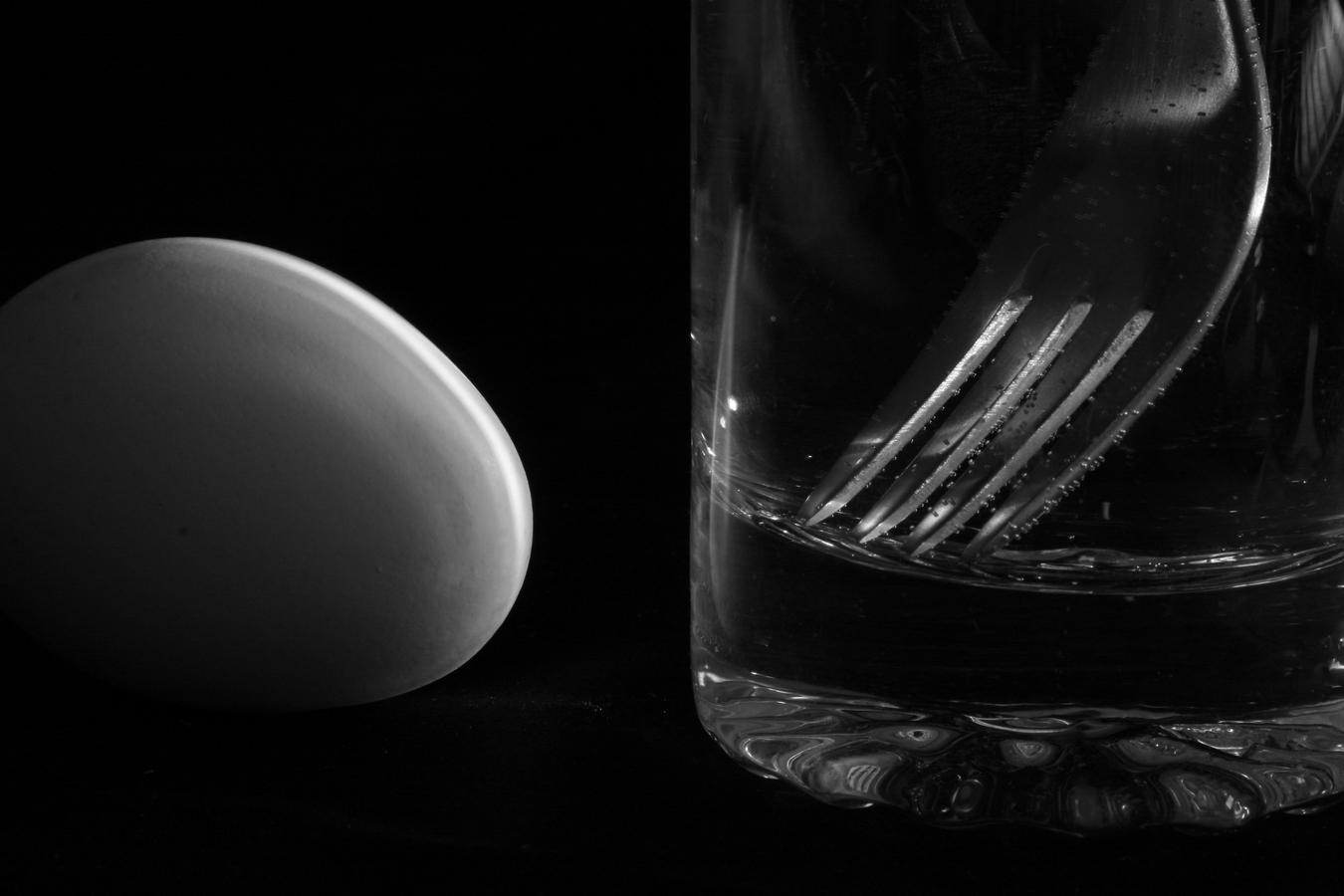 Zátiší  s vejcem