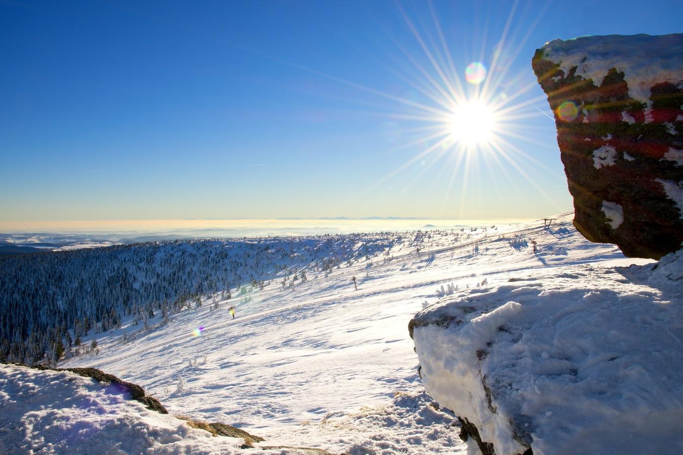 Krásy zimy II