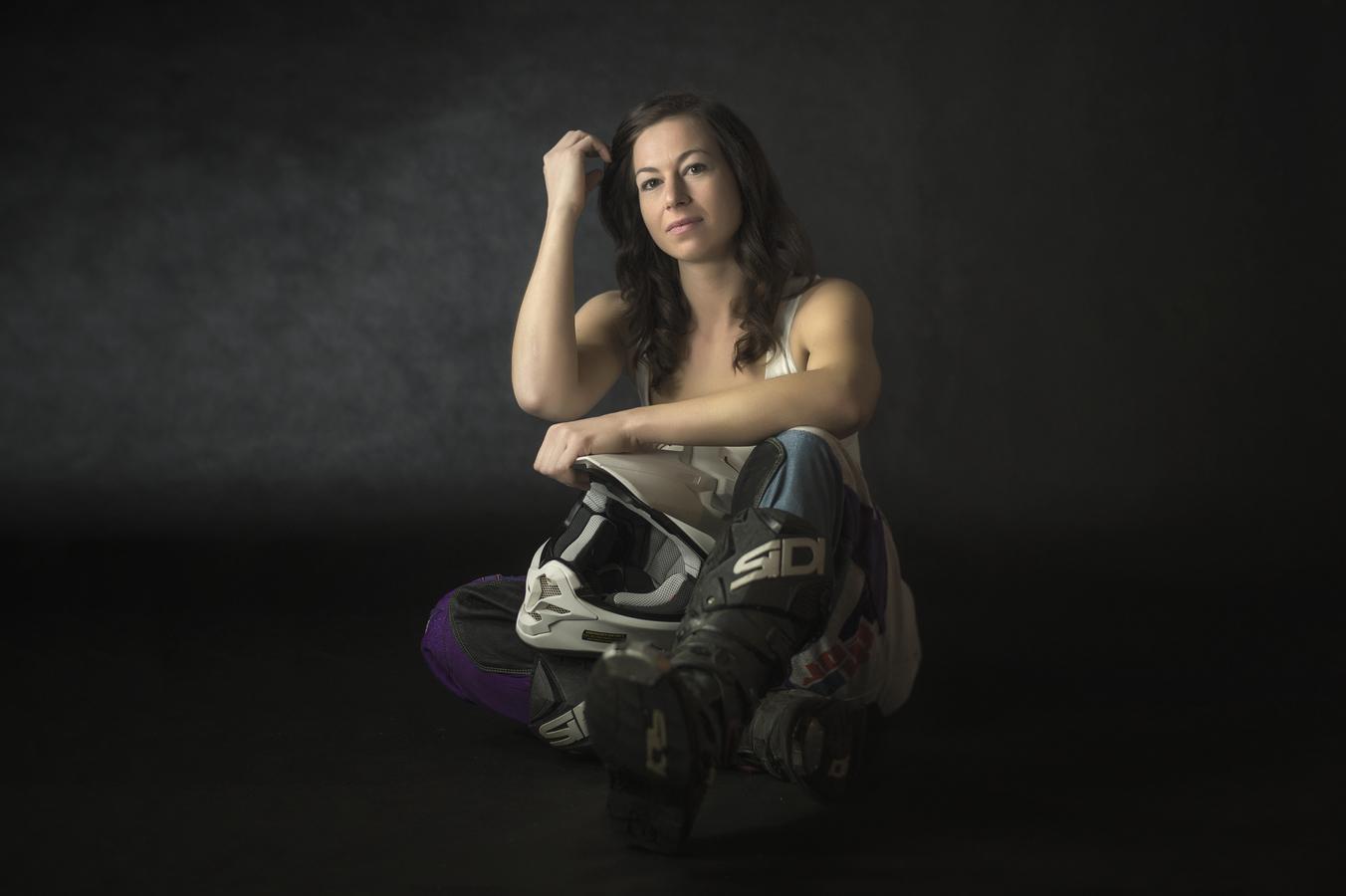 Gabriela Novotná - jezdkyně rallye ČR