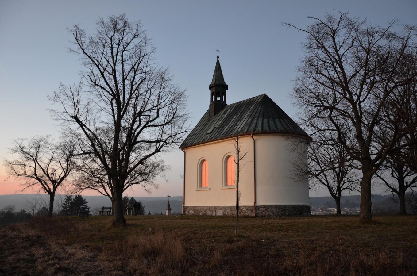 Kostelíček v Líšni