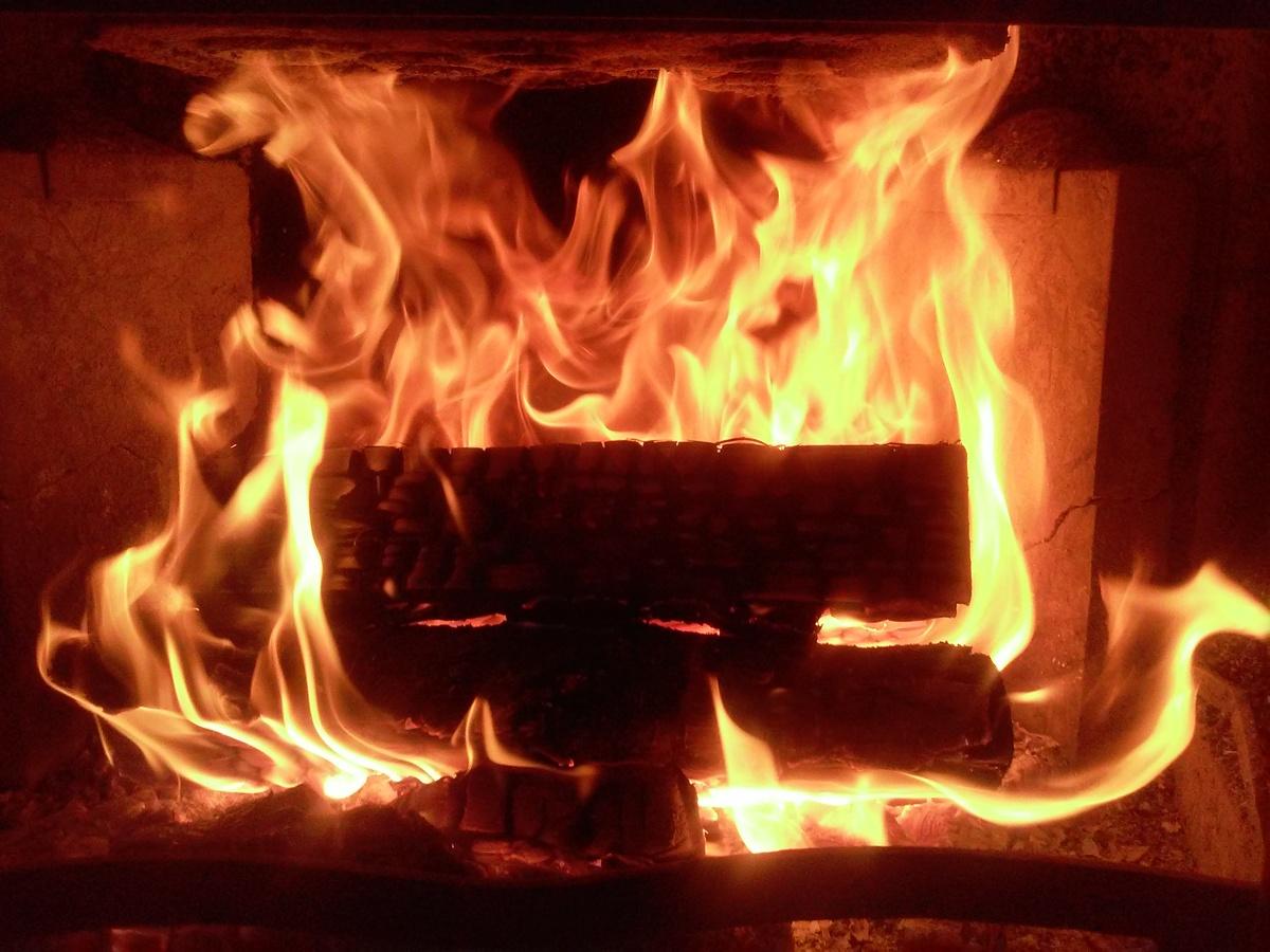 konečně teplo