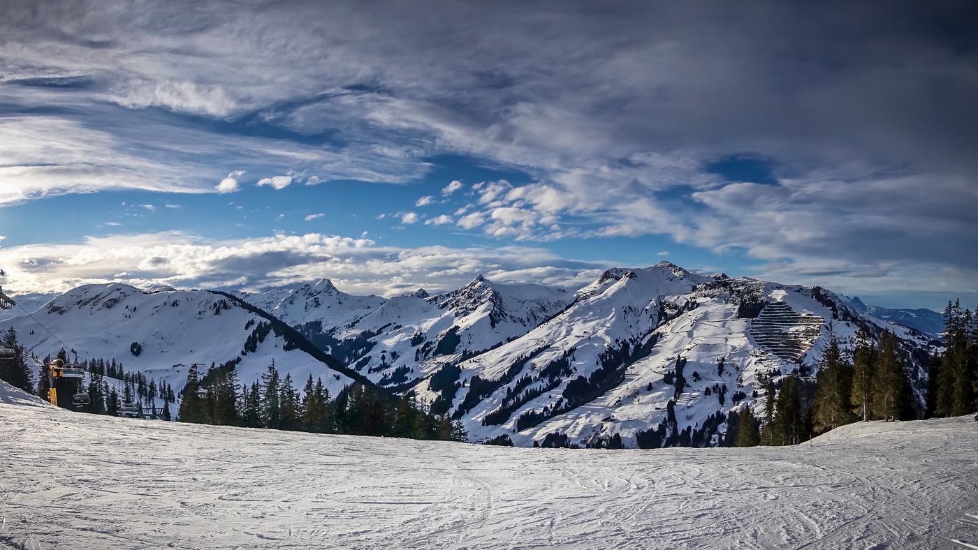Z lyžování...