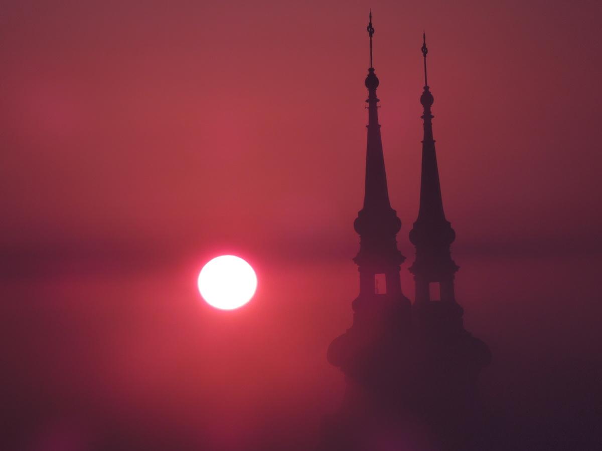 Kostelní věže 2