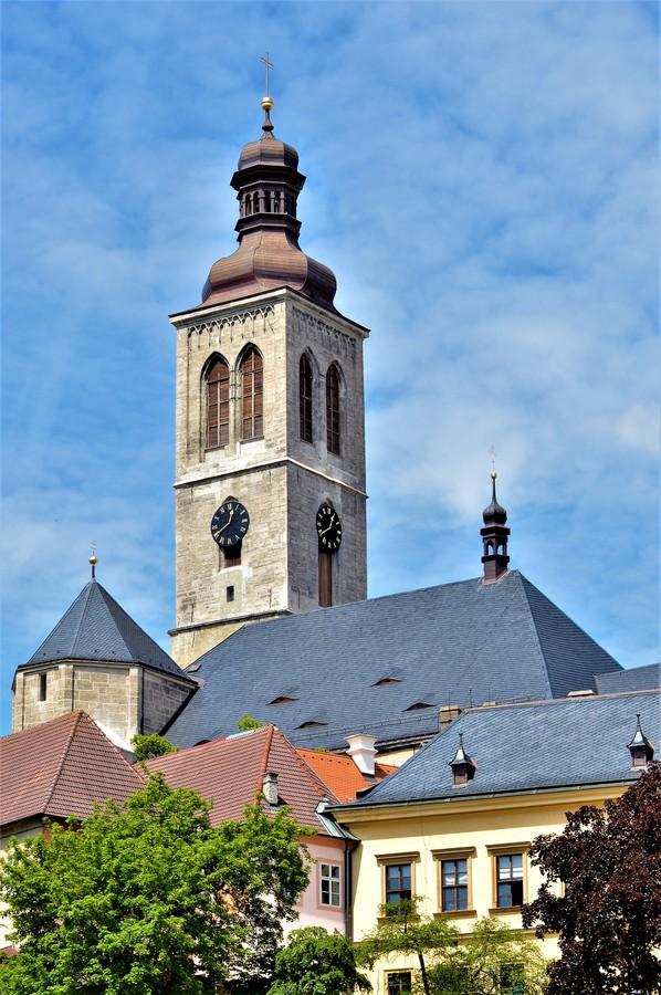 Kostel sv. Jakuba v Kutné Hoře
