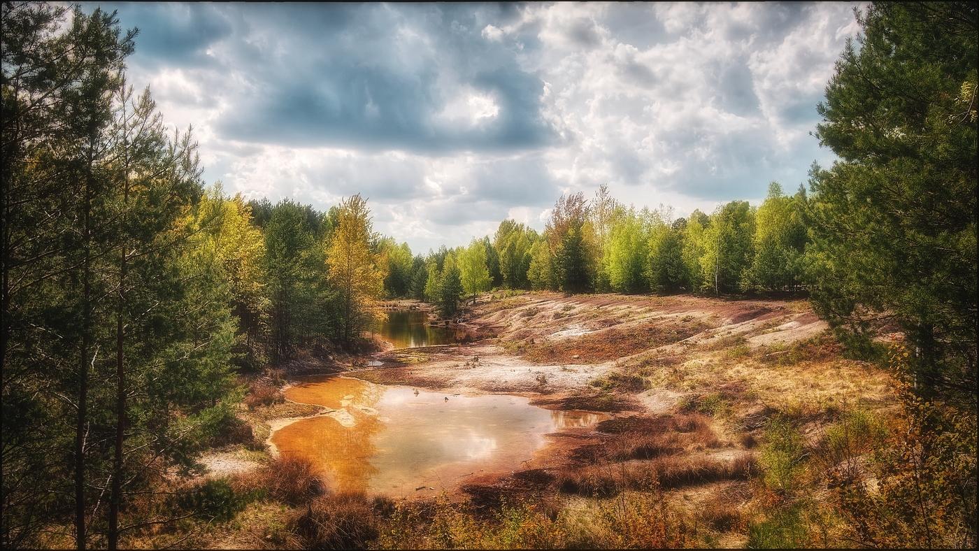 Leknická jezera VI