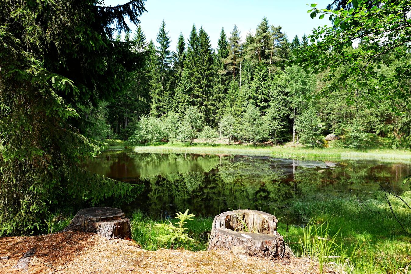 Druhý bečovský rybník