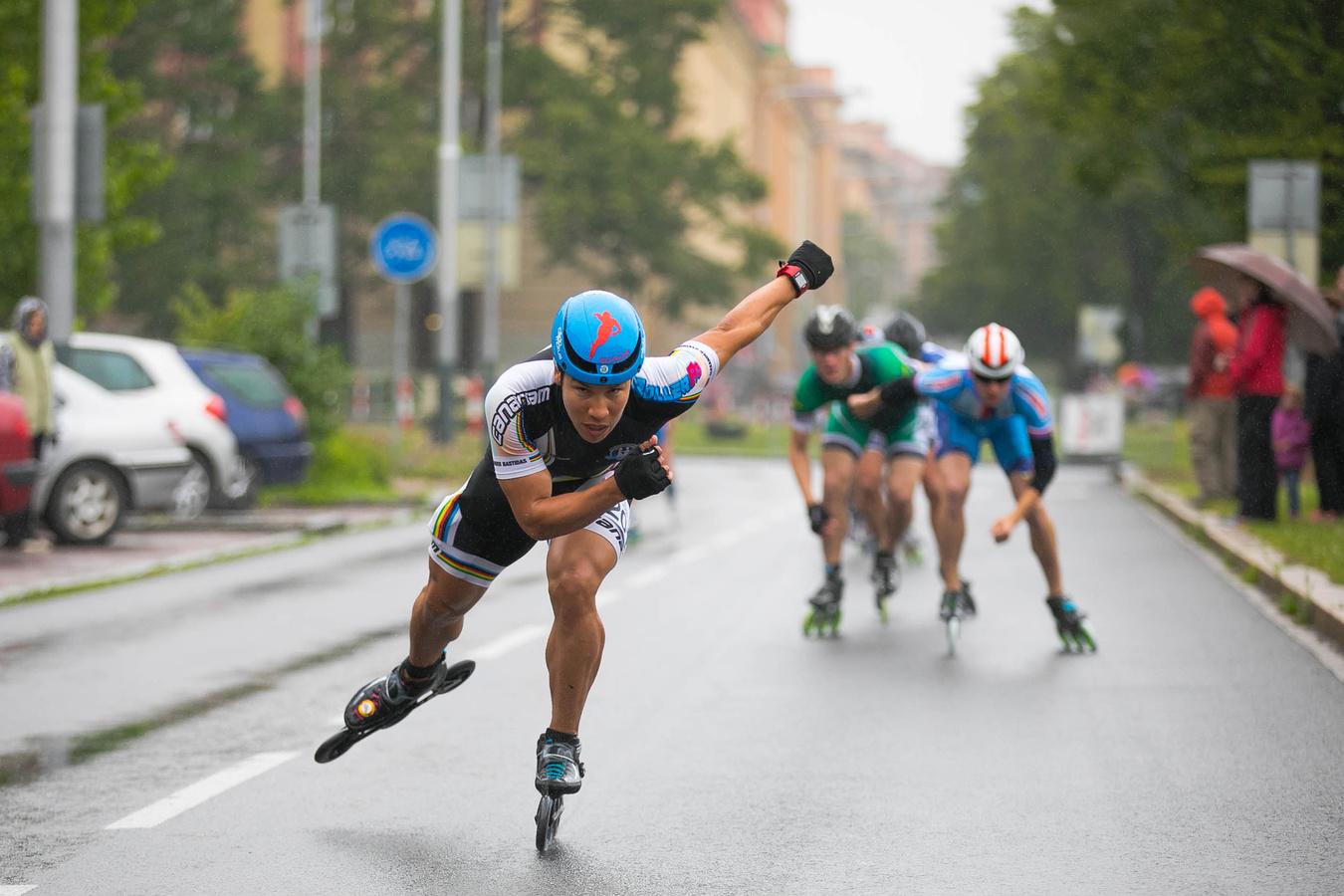 Vítěz World InlIne cup v Ostravě