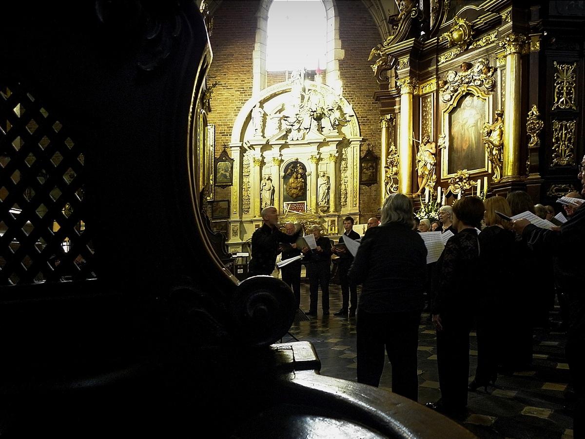 Koncert v Krakově