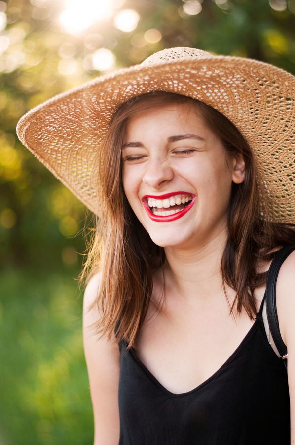 Fotka plná smíchu