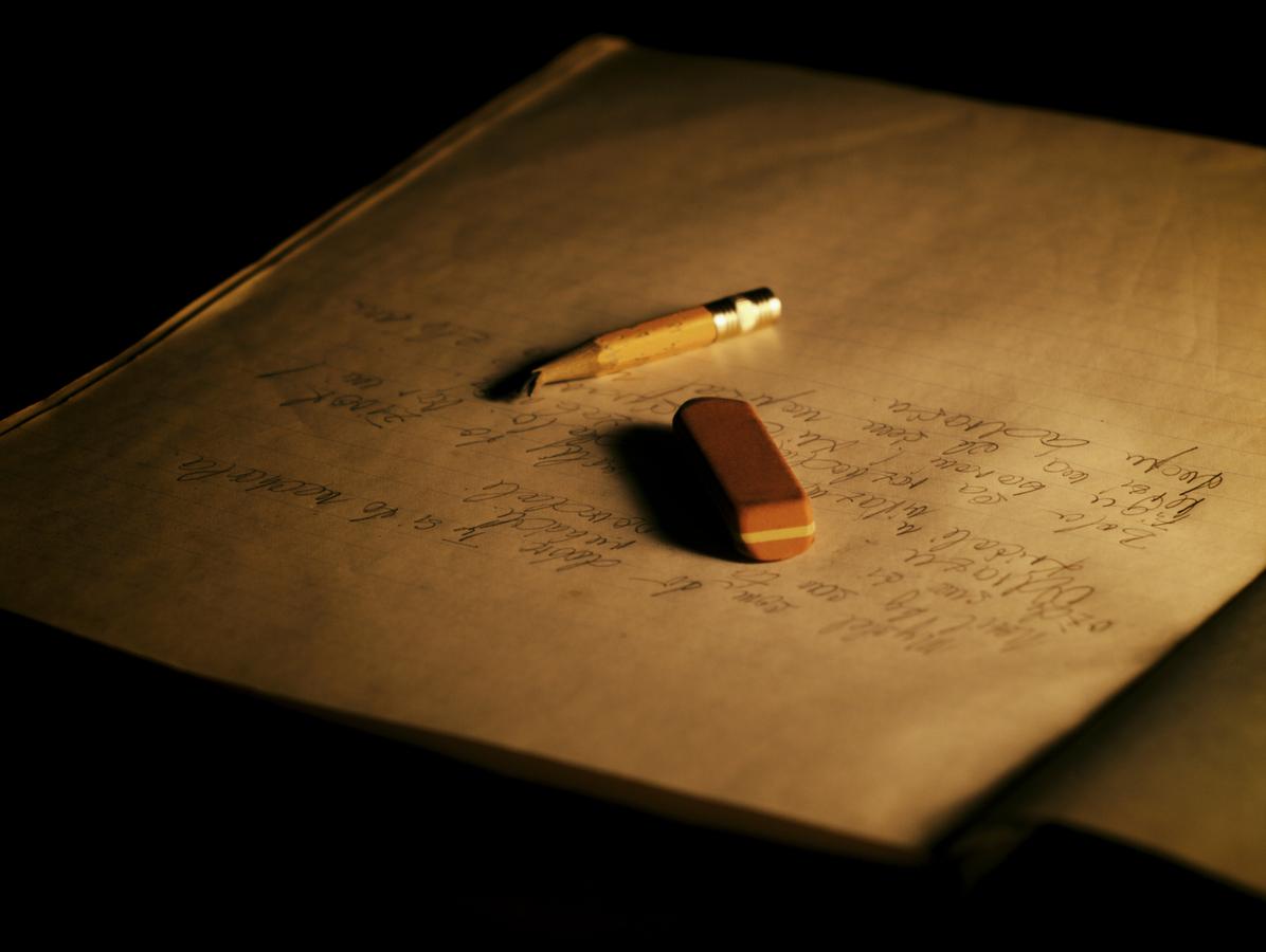 Ľahšie vymazať z papiera ako z jazyka