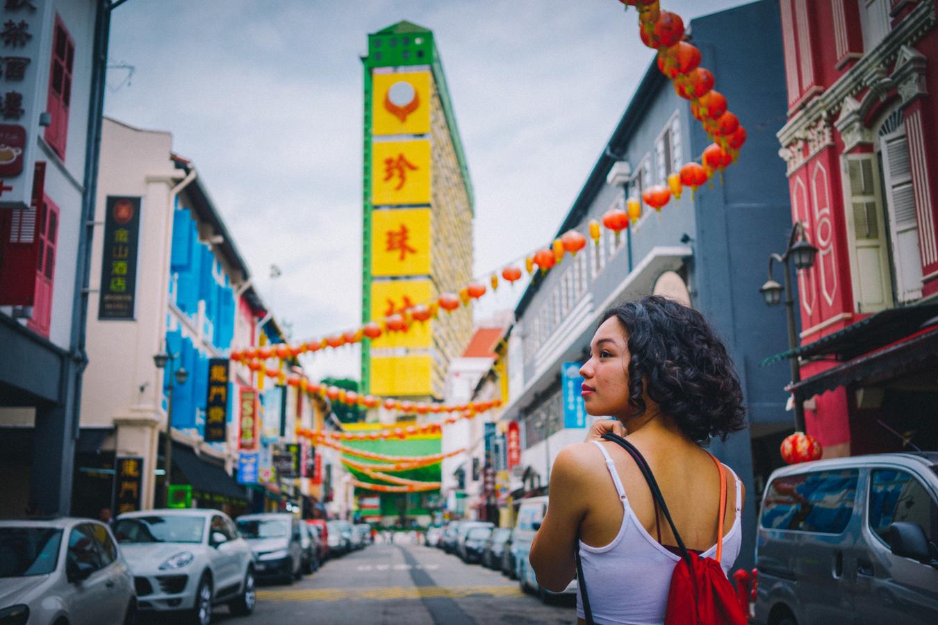 Procházka do Chinatown