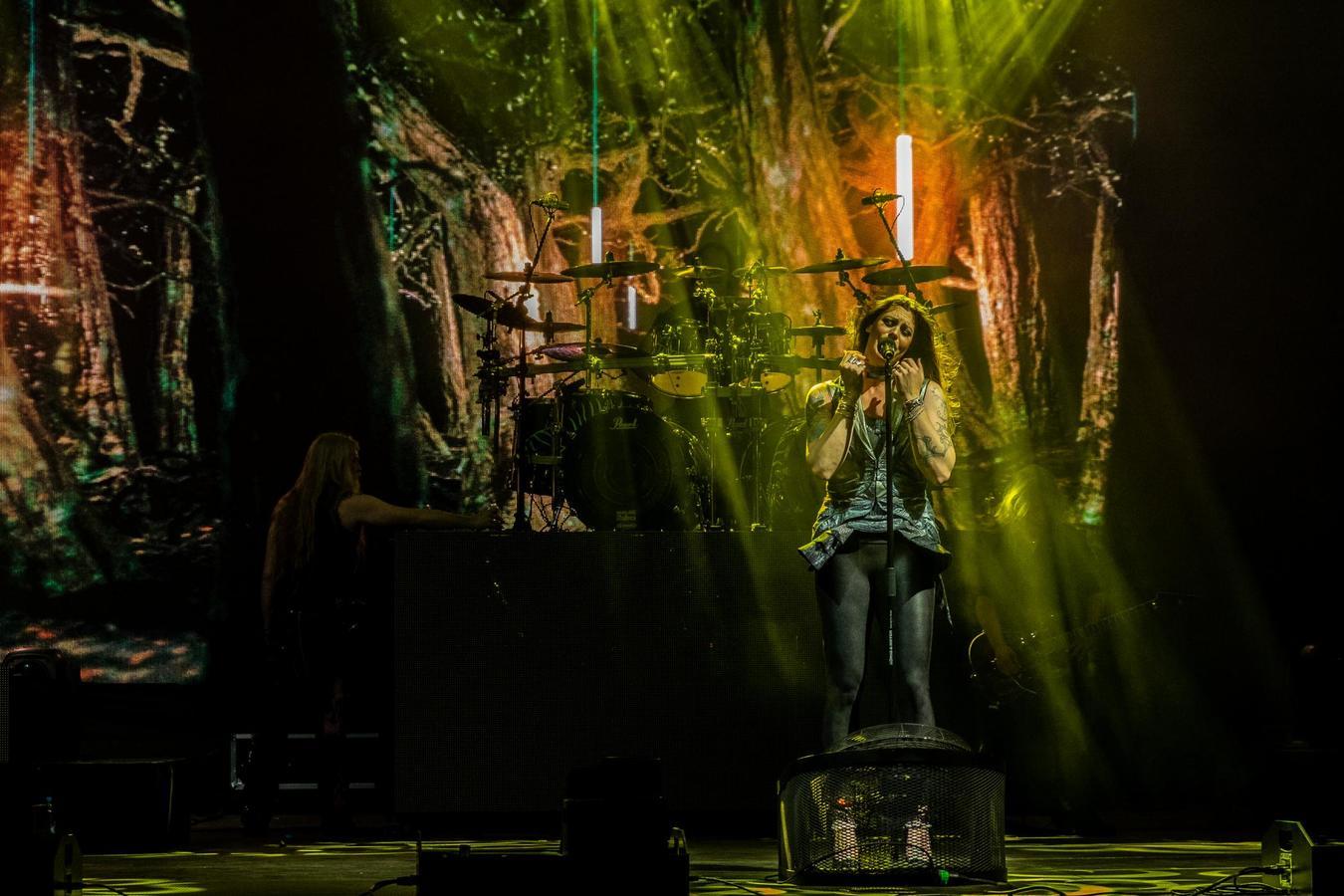 Nightwish na Metalfestu 2018