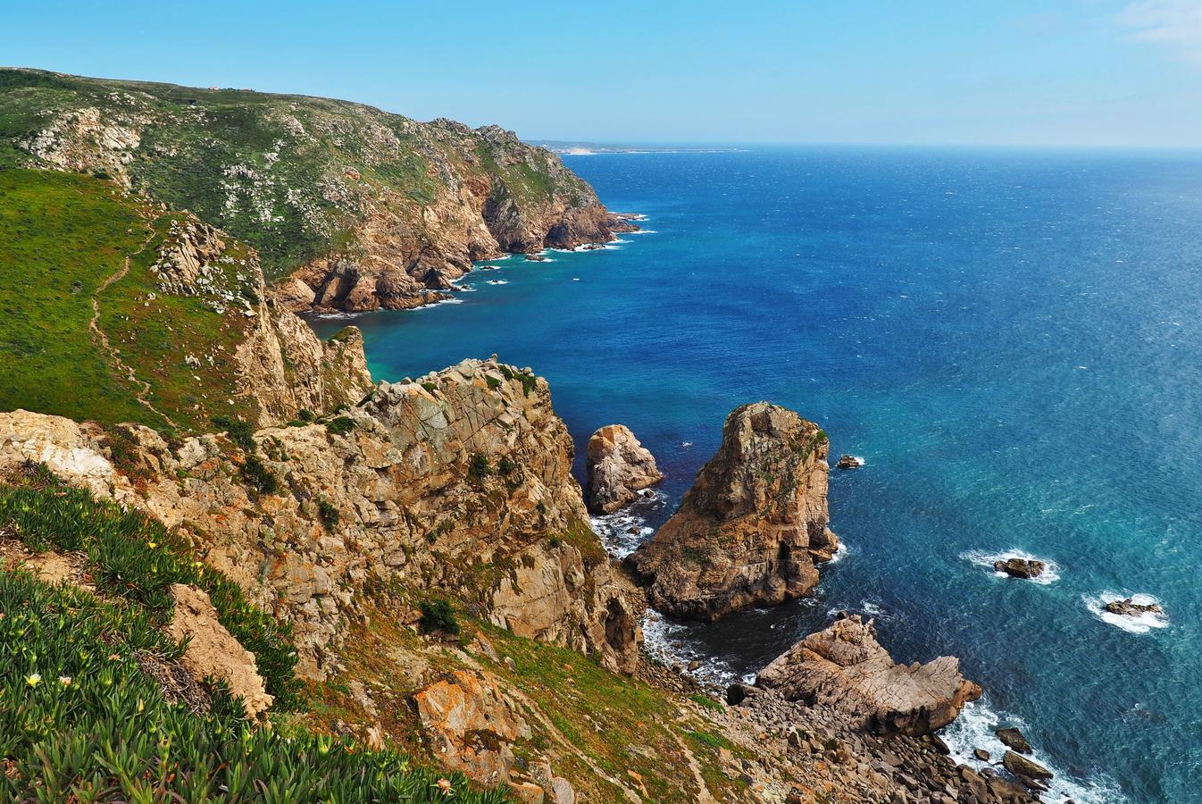 Portugalsko - Cabo Da Roca