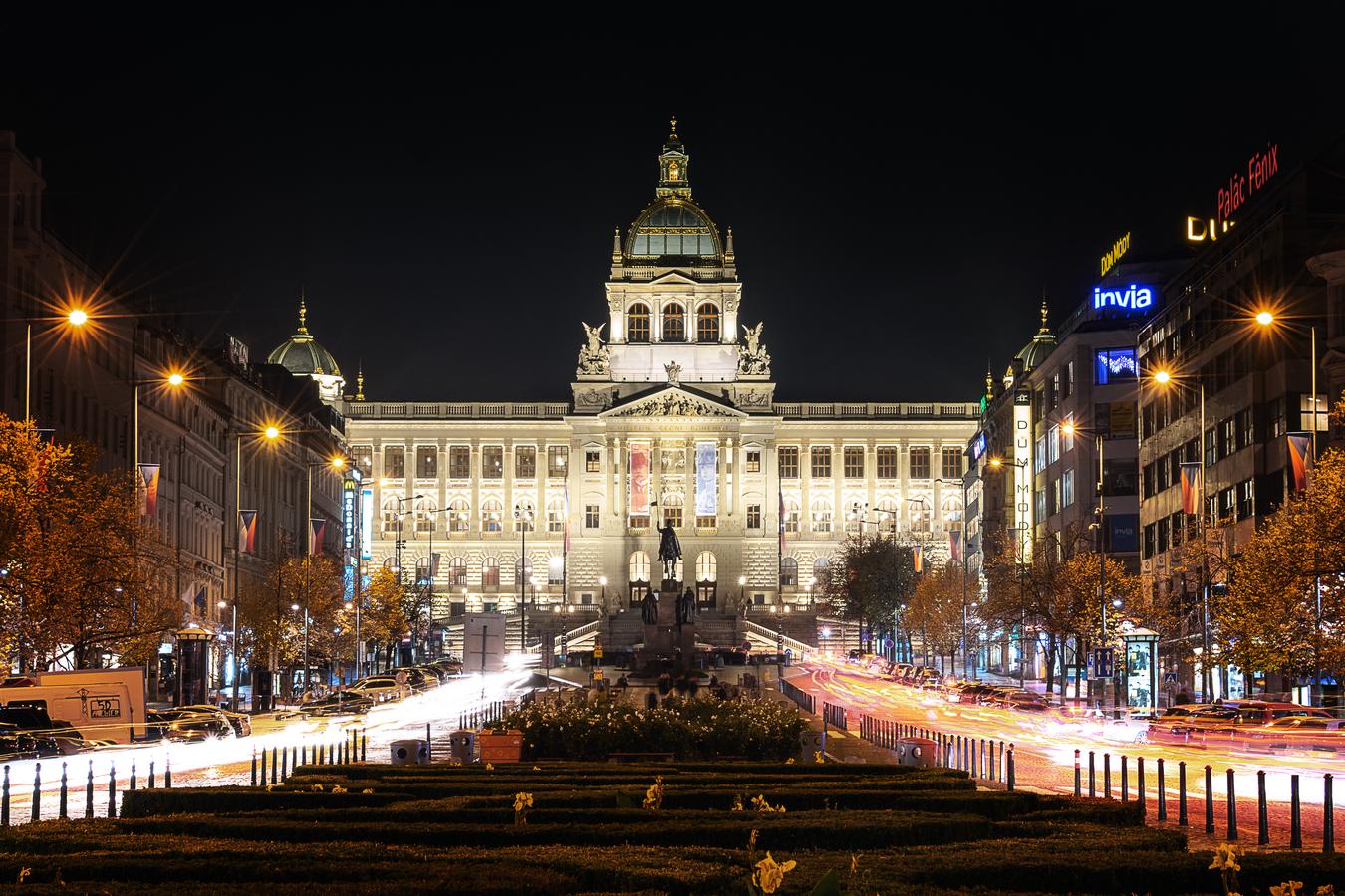 Národní muzeum v novém kabátě