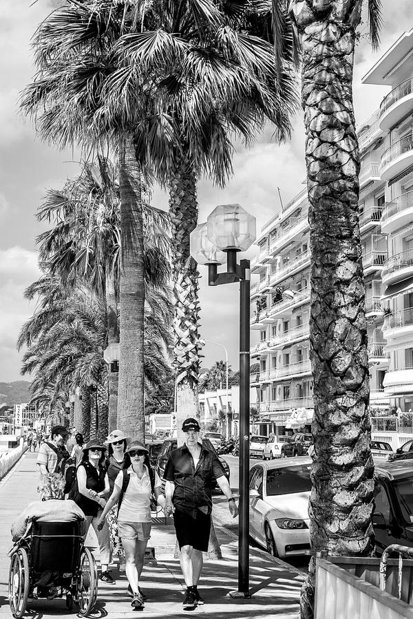 Azurové pobřeží v Cannes