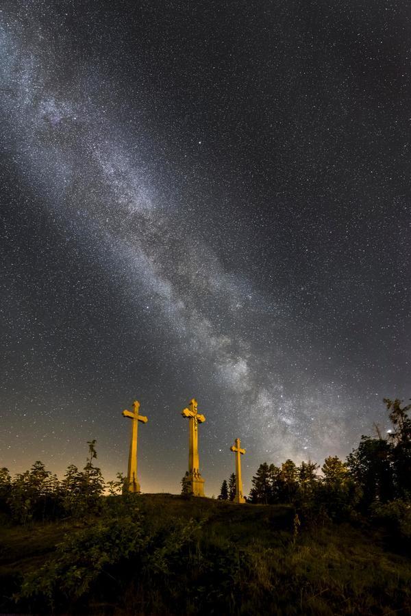 Kalvárie - Tři kříže
