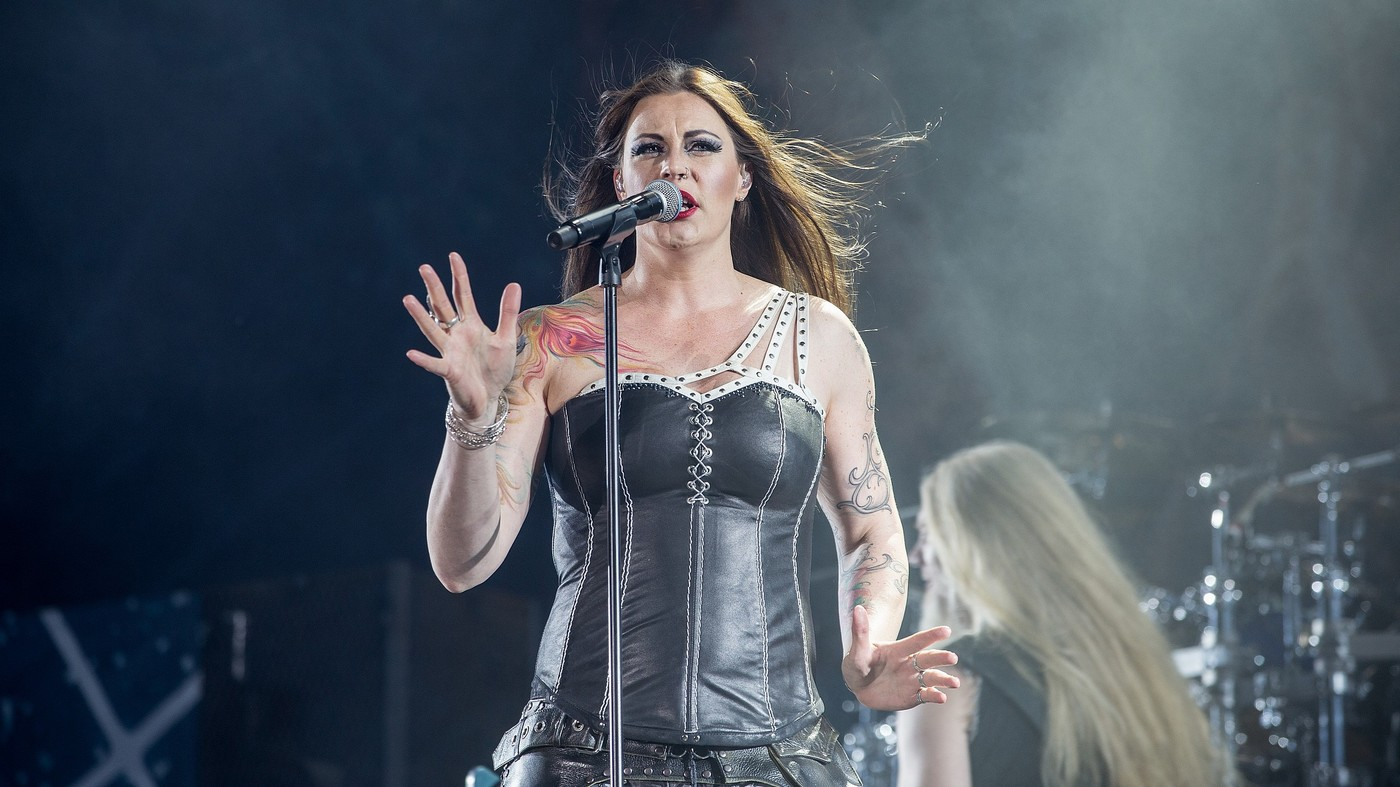 Nightwish na Masters of Rock 2015