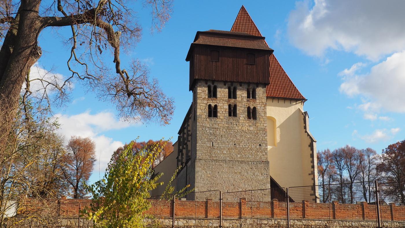 Kostel sv.Jiljí II.
