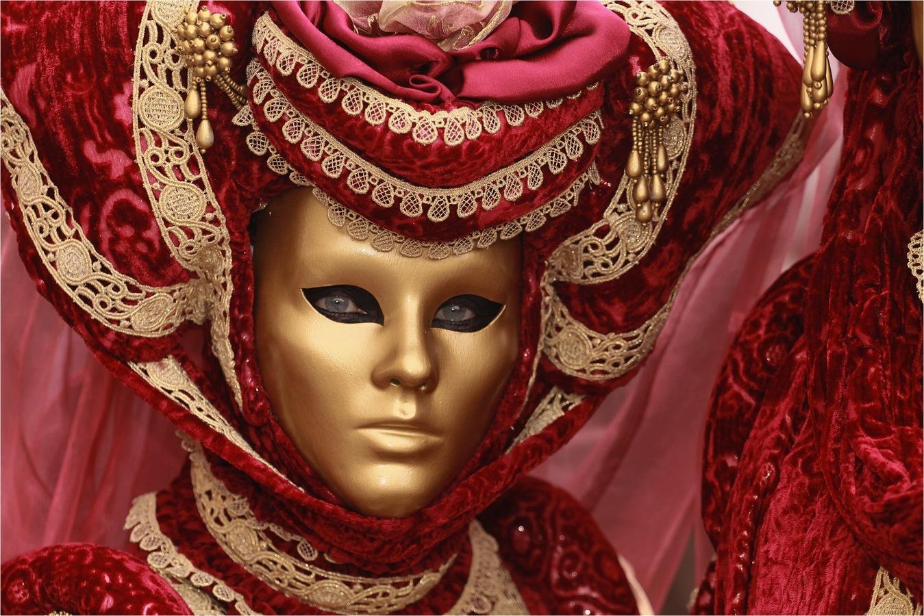 Benátský karneval se blíží.........