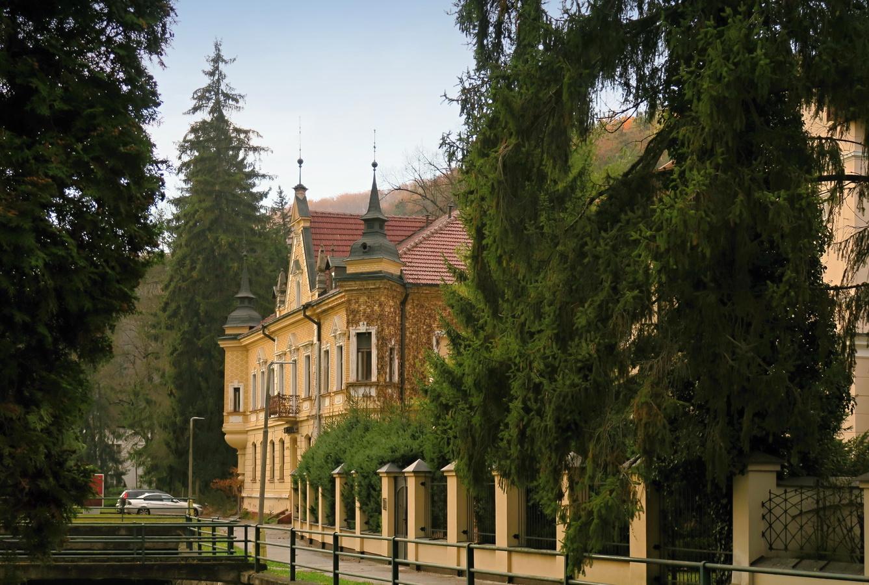 Brečtanová vila