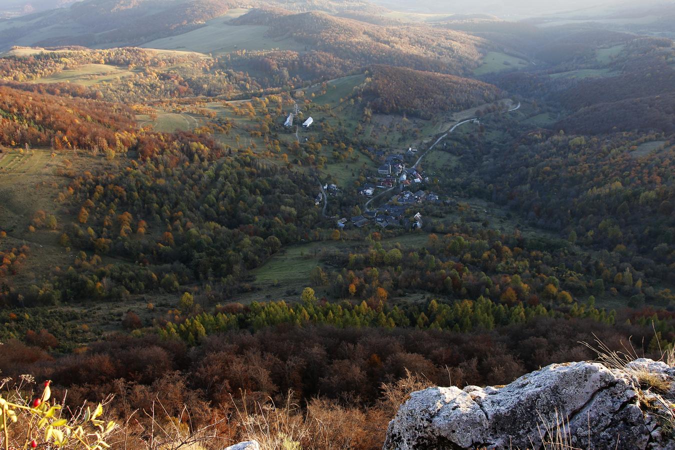Jeseň v čerešňovom raji...