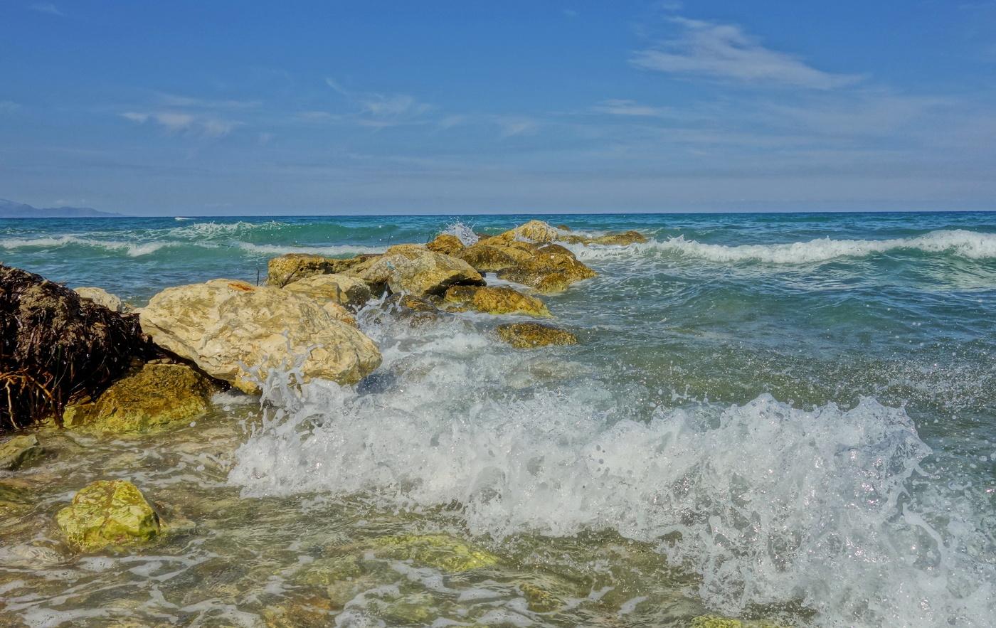 Milované moře