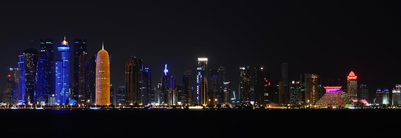 Qatar po setmění