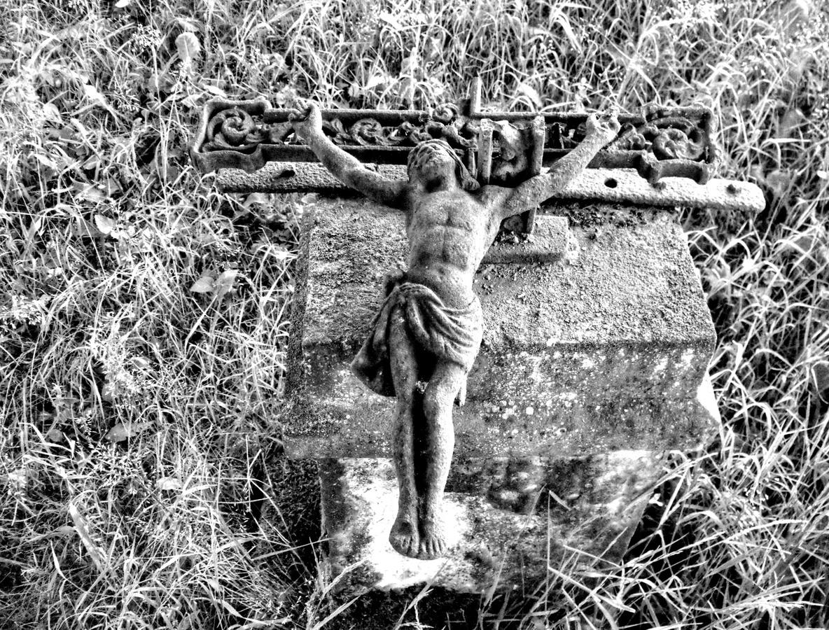 odreagování od kříže